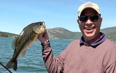 Clear lake bass fishing guide for Clear lake fishing